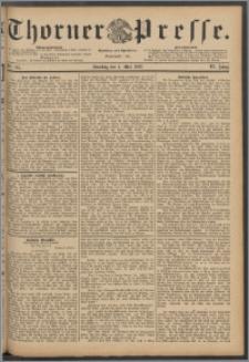 Thorner Presse 1888, Jg. VI, Nro. 105