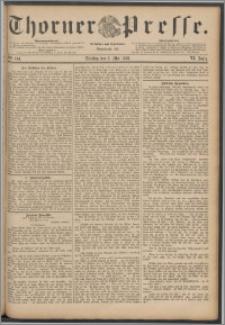 Thorner Presse 1888, Jg. VI, Nro. 106