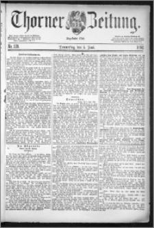 Thorner Zeitung 1884, Nro. 129