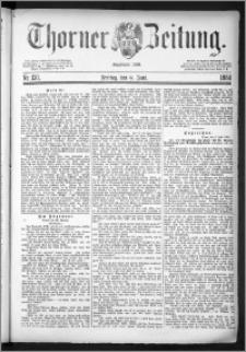 Thorner Zeitung 1884, Nro. 130