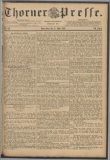 Thorner Presse 1888, Jg. VI, Nro. 113