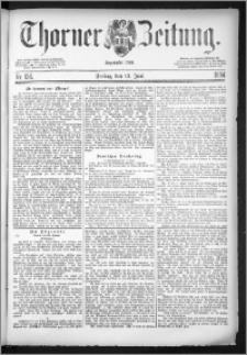 Thorner Zeitung 1884, Nro. 136