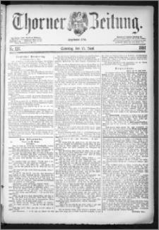 Thorner Zeitung 1884, Nro. 138