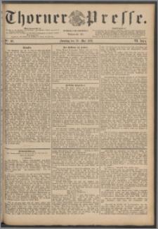 Thorner Presse 1888, Jg. VI, Nro. 116 + Beilage