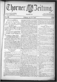 Thorner Zeitung 1884, Nro. 146