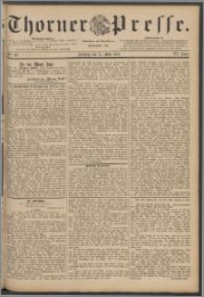 Thorner Presse 1888, Jg. VI, Nro. 121