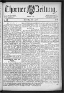 Thorner Zeitung 1884, Nro. 153