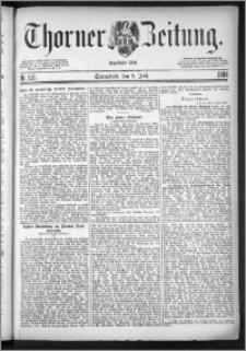 Thorner Zeitung 1884, Nro. 155