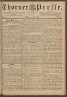 Thorner Presse 1888, Jg. VI, Nro. 122 + Extrablatt, Beilagenwerbung
