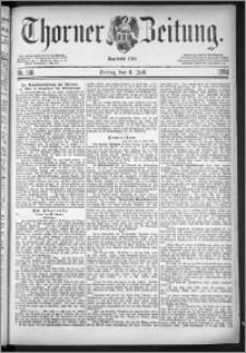 Thorner Zeitung 1884, Nro. 160