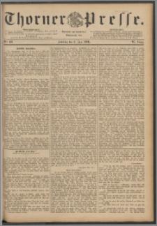Thorner Presse 1888, Jg. VI, Nro. 127 + Beilage