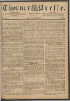 Thorner Presse 1888, Jg. VI, Nro. 134