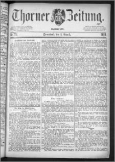 Thorner Zeitung 1884, Nro. 179