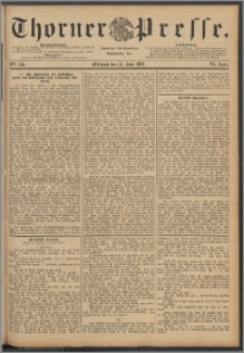 Thorner Presse 1888, Jg. VI, Nro. 135