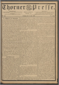 Thorner Presse 1888, Jg. VI, Nro. 141