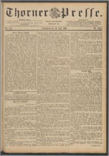 Thorner Presse 1888, Jg. VI, Nro. 145