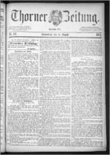 Thorner Zeitung 1884, Nro. 197