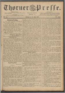Thorner Presse 1888, Jg. VI, Nro. 147