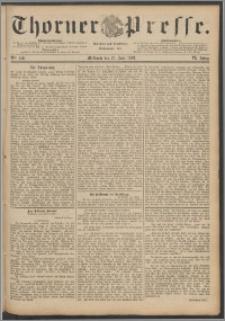 Thorner Presse 1888, Jg. VI, Nro. 148