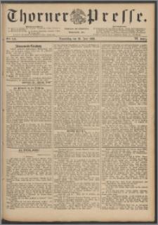 Thorner Presse 1888, Jg. VI, Nro. 149