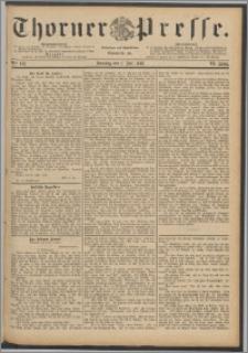 Thorner Presse 1888, Jg. VI, Nro. 152 + Beilage