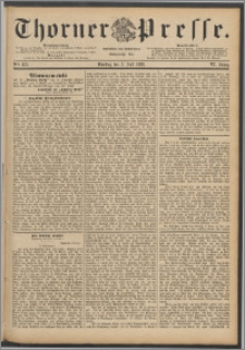 Thorner Presse 1888, Jg. VI, Nro. 153