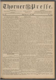 Thorner Presse 1888, Jg. VI, Nro. 155