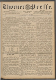 Thorner Presse 1888, Jg. VI, Nro. 156