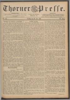 Thorner Presse 1888, Jg. VI, Nro. 159 + Extrablatt