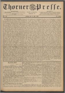 Thorner Presse 1888, Jg. VI, Nro. 162