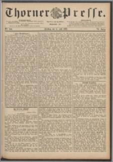 Thorner Presse 1888, Jg. VI, Nro. 164 + Beilage