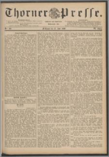 Thorner Presse 1888, Jg. VI, Nro. 166