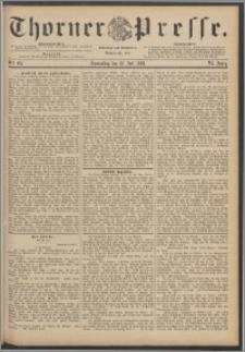 Thorner Presse 1888, Jg. VI, Nro. 167