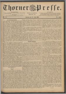 Thorner Presse 1888, Jg. VI, Nro. 170 + Beilage