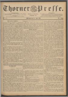 Thorner Presse 1888, Jg. VI, Nro. 172