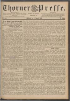 Thorner Presse 1888, Jg. VI, Nro. 178