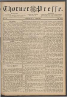 Thorner Presse 1888, Jg. VI, Nro. 179