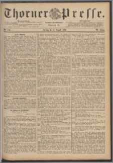 Thorner Presse 1888, Jg. VI, Nro. 180