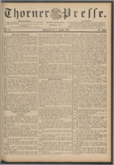 Thorner Presse 1888, Jg. VI, Nro. 181