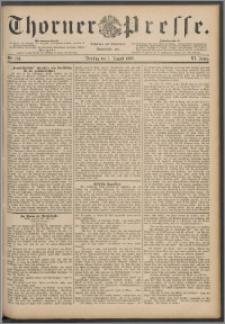 Thorner Presse 1888, Jg. VI, Nro. 183