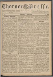 Thorner Presse 1888, Jg. VI, Nro. 184