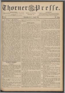 Thorner Presse 1888, Jg. VI, Nro. 185