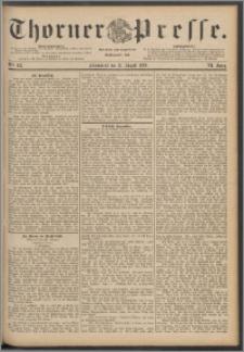 Thorner Presse 1888, Jg. VI, Nro. 187