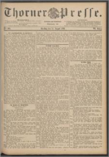 Thorner Presse 1888, Jg. VI, Nro. 189