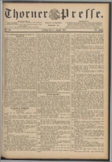 Thorner Presse 1888, Jg. VI, Nro. 192