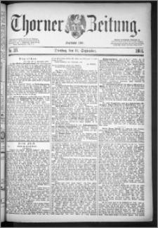 Thorner Zeitung 1884, Nro. 217