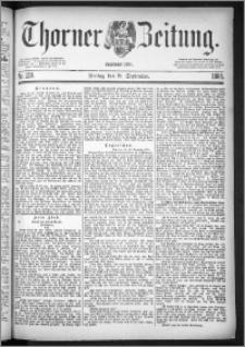 Thorner Zeitung 1884, Nro. 220