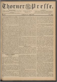 Thorner Presse 1888, Jg. VI, Nro. 198