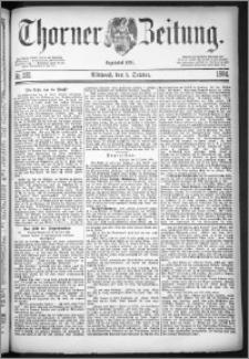 Thorner Zeitung 1884, Nro. 232