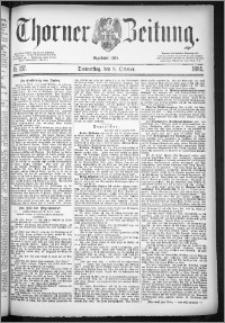 Thorner Zeitung 1884, Nro. 237